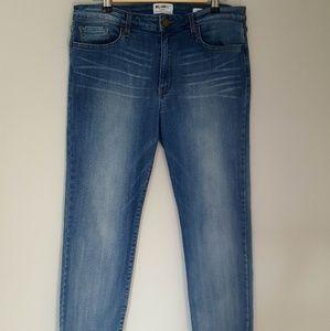 William Rast Slim Straight Stretchy Jeans